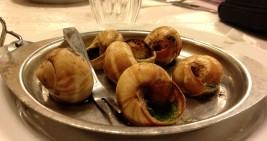 Escargots de Bourgogne, 6€