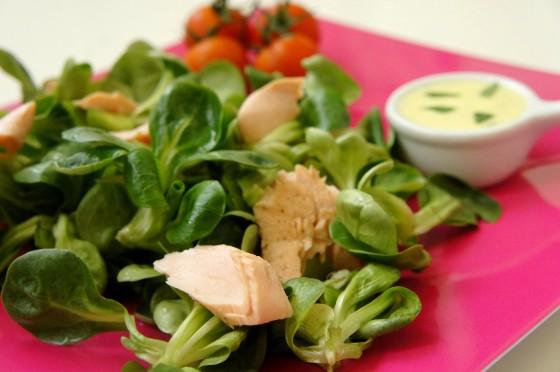 Salade des thés