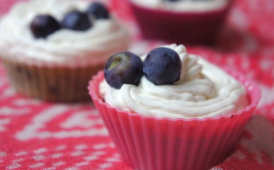 cupcakes blueberry myrtille