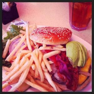 californie burger