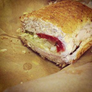 californie sandwish