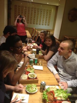 Gros Resto Food Reporter chez Chikoja - Paris !