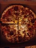 La pizza que je déconseille, signée 24h pizza