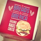 Nouveaux burgers Breads & Amercia chez Mcdo !