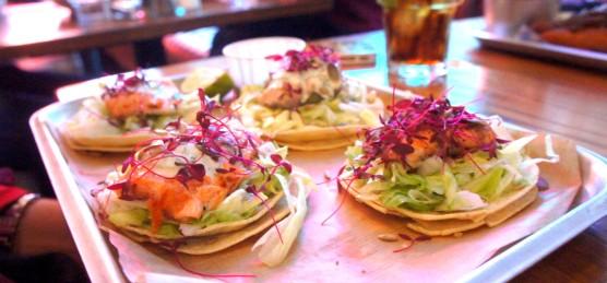 Des tortillas au saumon pour soigner les bourrelets d'Emel