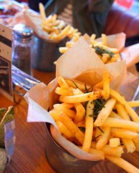 French Fries SUPER bonnes