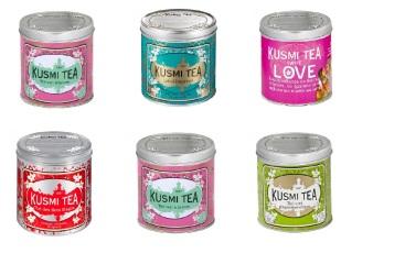 Kusmi Tea - dispo dans les boutiques Kusmi Tea & chez Monop'