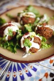 Les fameuses falafel