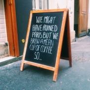 HolyBelly, l'un des Coffee Shop de Paris