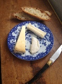 L'assiette de fromage au petit-déjeuner chez Mamie