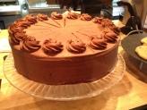 Et ils font aussi des beaux gâteaux chez Mamie Burger (75009) !