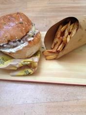 Mamie Burger, mon coup de burger de 2013 ! (75009)