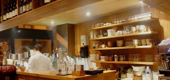 Les cuisines du Breizh Café